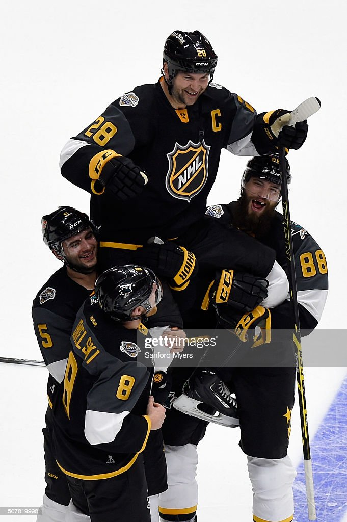 2016 Honda NHL All-Star Game - Final : News Photo