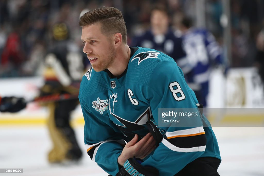 2019 SAP NHL All-Star Skills : News Photo
