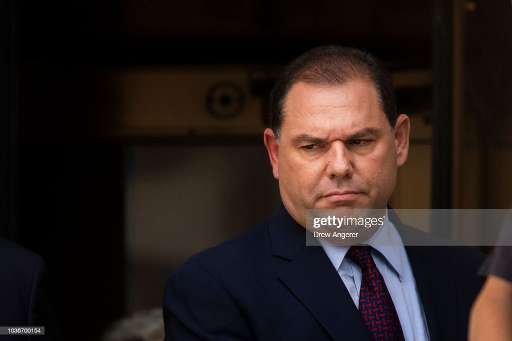 Former Gov. Cuomo Aide Joe Percoco Sentenced In Corruption Trial