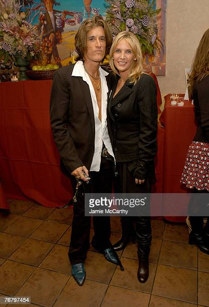 Joe Perry and Billie Paulette Montgomery