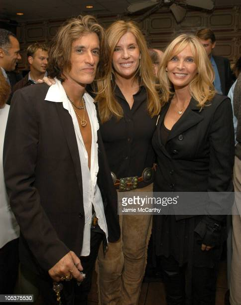 Joe Perry, Jill Rappaport and Billie Paulette Montgomery