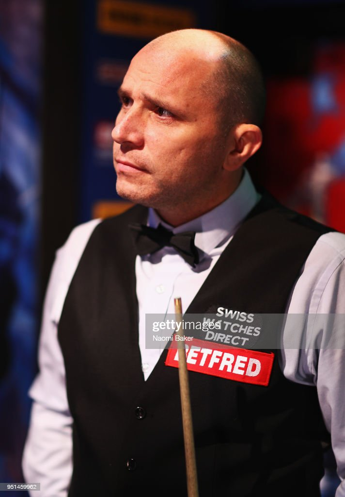 World Snooker Championship - Day Six