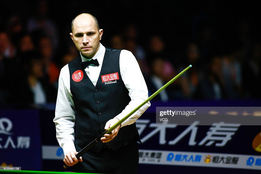 Evergrande China Championship - Day 2