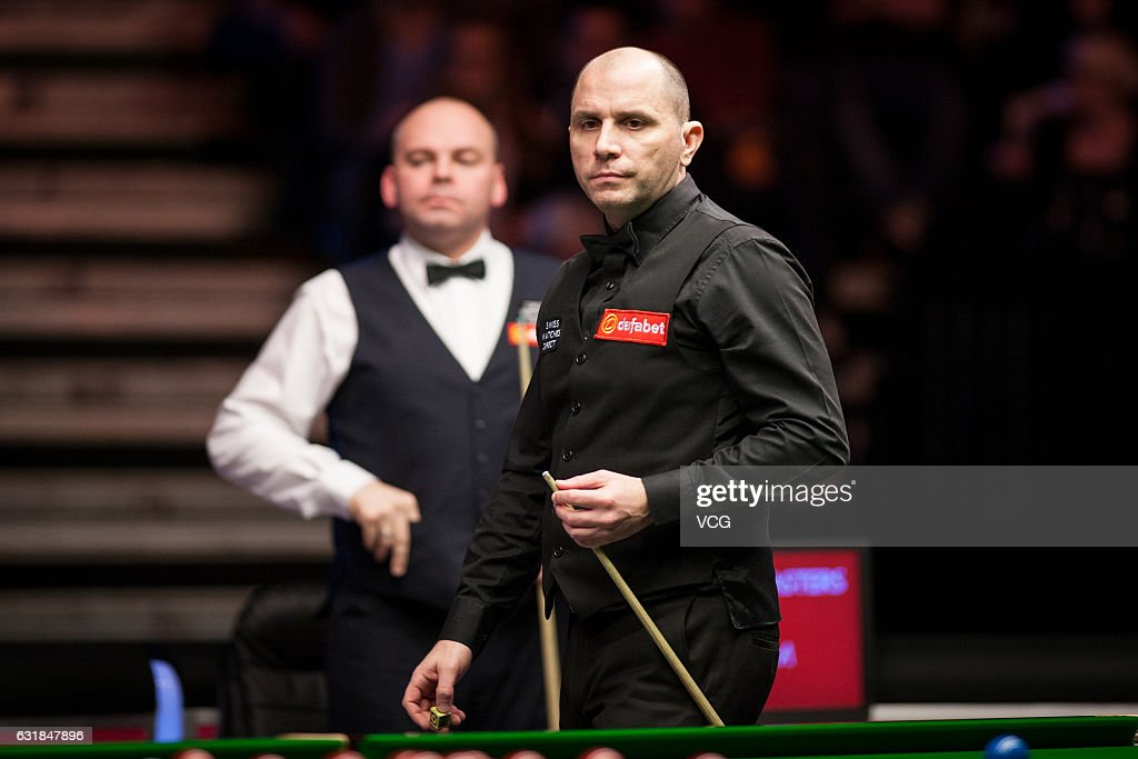 The Dafabet Masters - Day Two