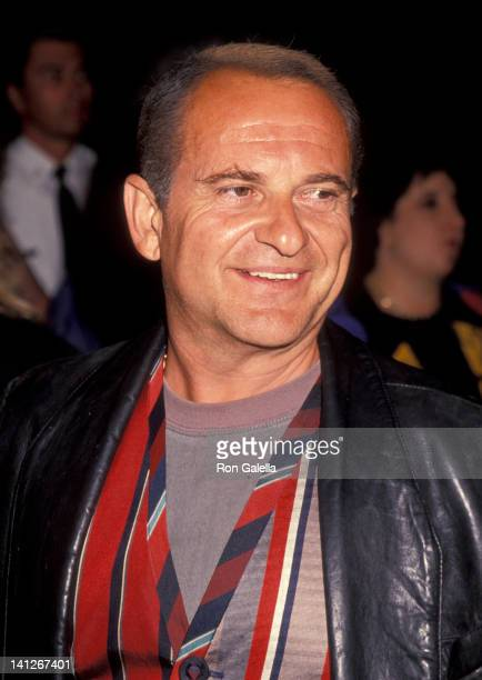 """Joe Pesci at the Premiere of """"True Romance"""", Mann Chinese Theater, Hollywood."""