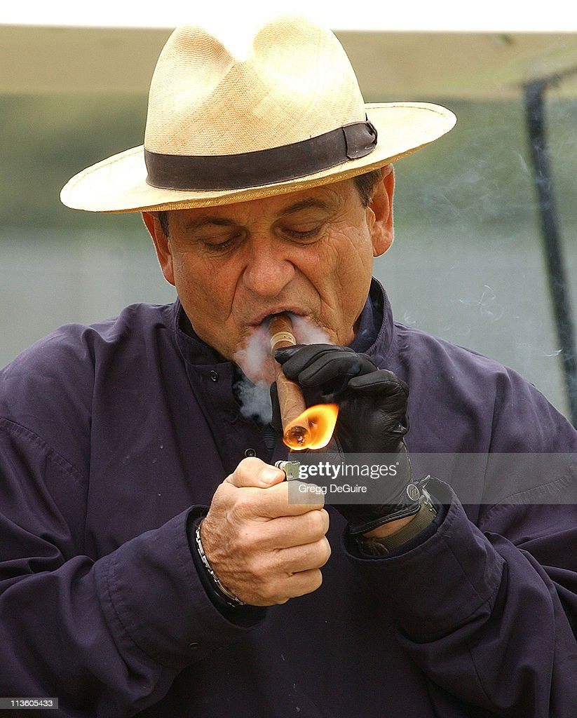 Joe Pesci during 4th Annual Elizabeth Glaser Pediatric AIDS Foundation Celebrity Golf Classic Sponsored By Mossimo & Mercedes-Benz at Riviera Country Club in Pacific Palisades, California, United States.
