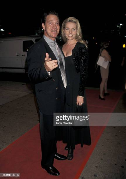 Joe Piscopo and wife Kimberly during 'Do Something' Awards For Community Leadership at Hammerstein Opera House in New York City New York United States
