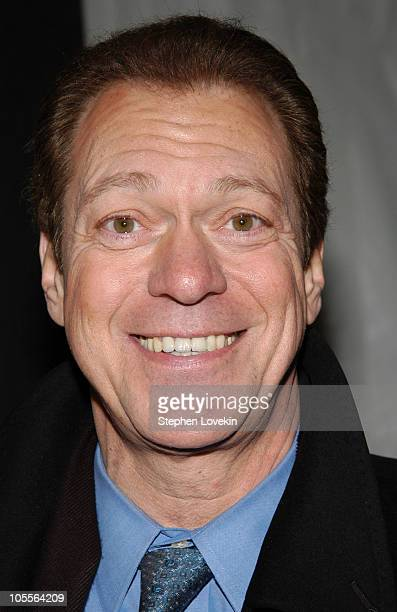 Joe Piscopo during 'Raging Bull' 25th Anniversary and Collector's Edition DVD Release Celebration at Ziegfeld Theatre in New York City New York...