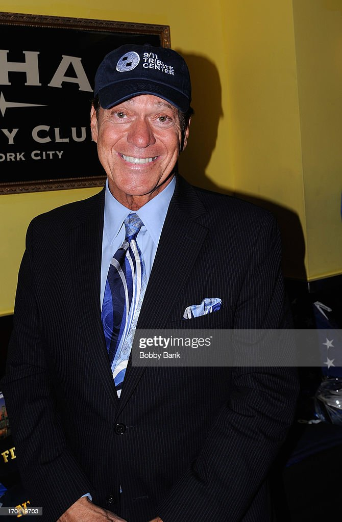 Joe Piscopo hosts Laughter Saves Lives Comedy Night to Benefit The Tribute 9/11 Visitor Center at Gotham Comedy Club on June 12, 2013 in New York City.
