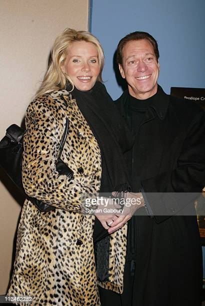 Joe Piscopo Kimberly Piscopo during New York premiere of Noel at Regal United Artists in New York New York United States