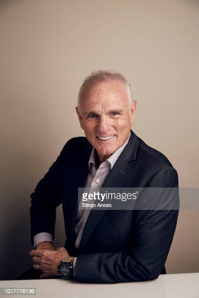 Joe Regalbuto of CBS's 'Murphy Brown' poses for a portrait during the 2018 Summer Television Critics Association Press Tour at The Beverly Hilton...
