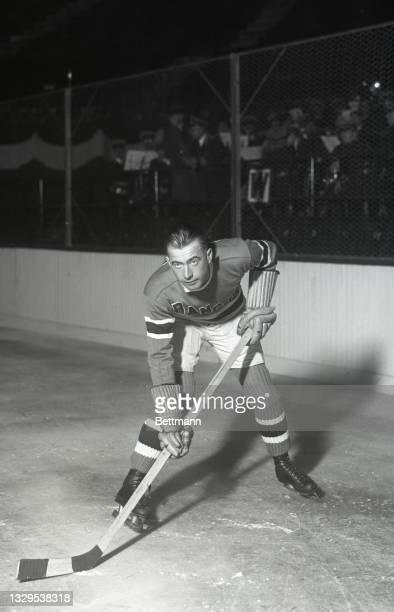 Joe Rocco of the New York Rangers. Circa 1927
