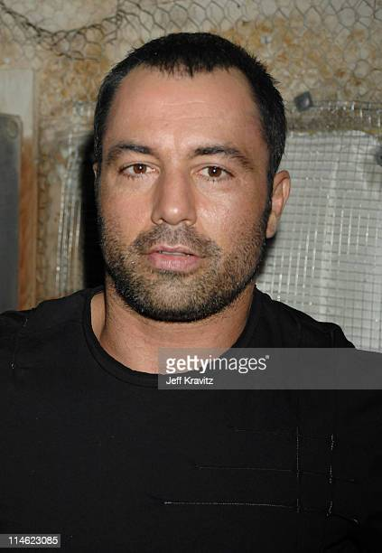 Joe Rogan during First Annual Spike TV's Guys Choice Backstage and Audience at Radford Studios in Los Angeles California United States
