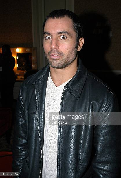 Joe Rogan during HBO US Comedy Arts Festival Late Night with Kelsey Grammer at St Regis Hotel Ballroom in Aspen CO United States
