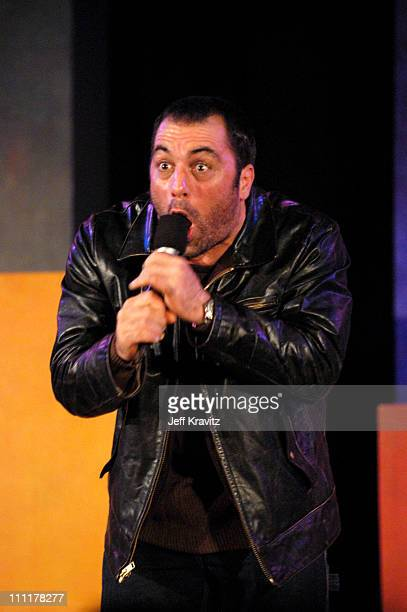 Joe Rogan during The 10th Annual U.S. Comedy Arts Festival - Day One at St. Regis Hotel in Aspen, Colorado, United States.