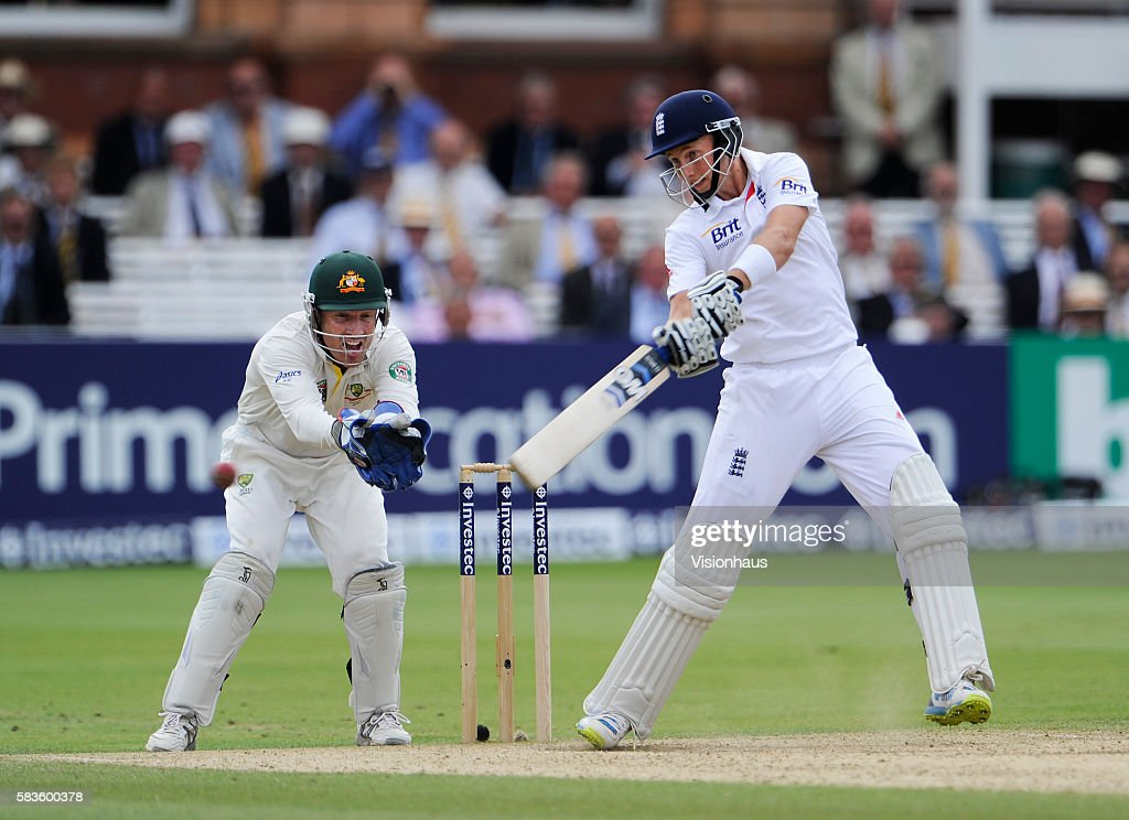 Cricket - Investec Ashes Test Series England vs. Australia - 2nd Test Lord's : News Photo