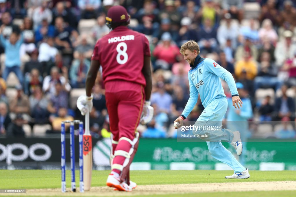 England v West Indies - ICC Cricket World Cup 2019 : News Photo