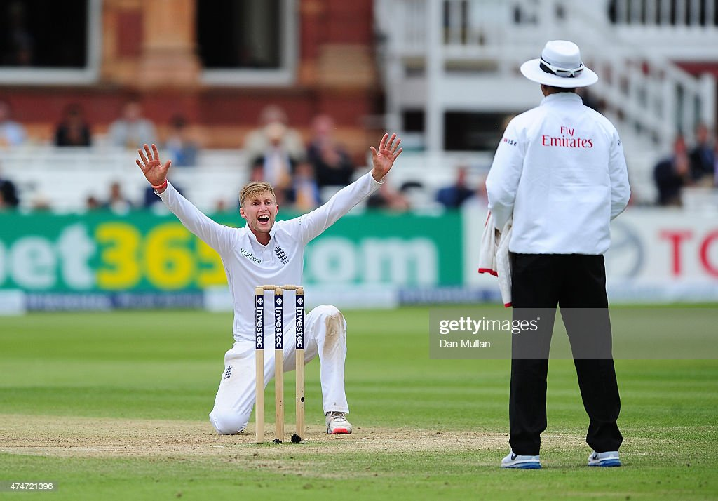 England v New Zealand: 1st Investec Test - Day Five : News Photo