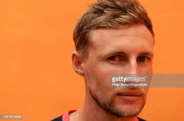 Joe Root of England pictured before a training session at the Galle Cricket Stadium before the first Cricket Test Match against Sri Lanka on November...