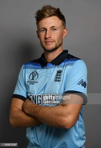 Joe Root of England poses for a portrait on May 13, 2019 in Bristol, England.