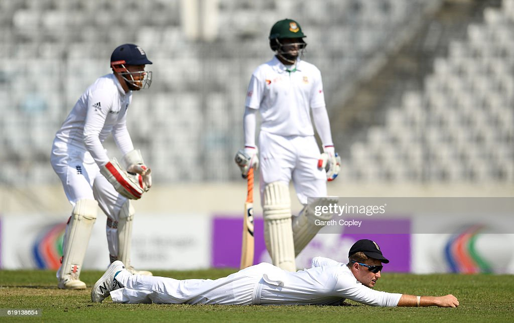 Bangladesh v England - Second Test: Day Three