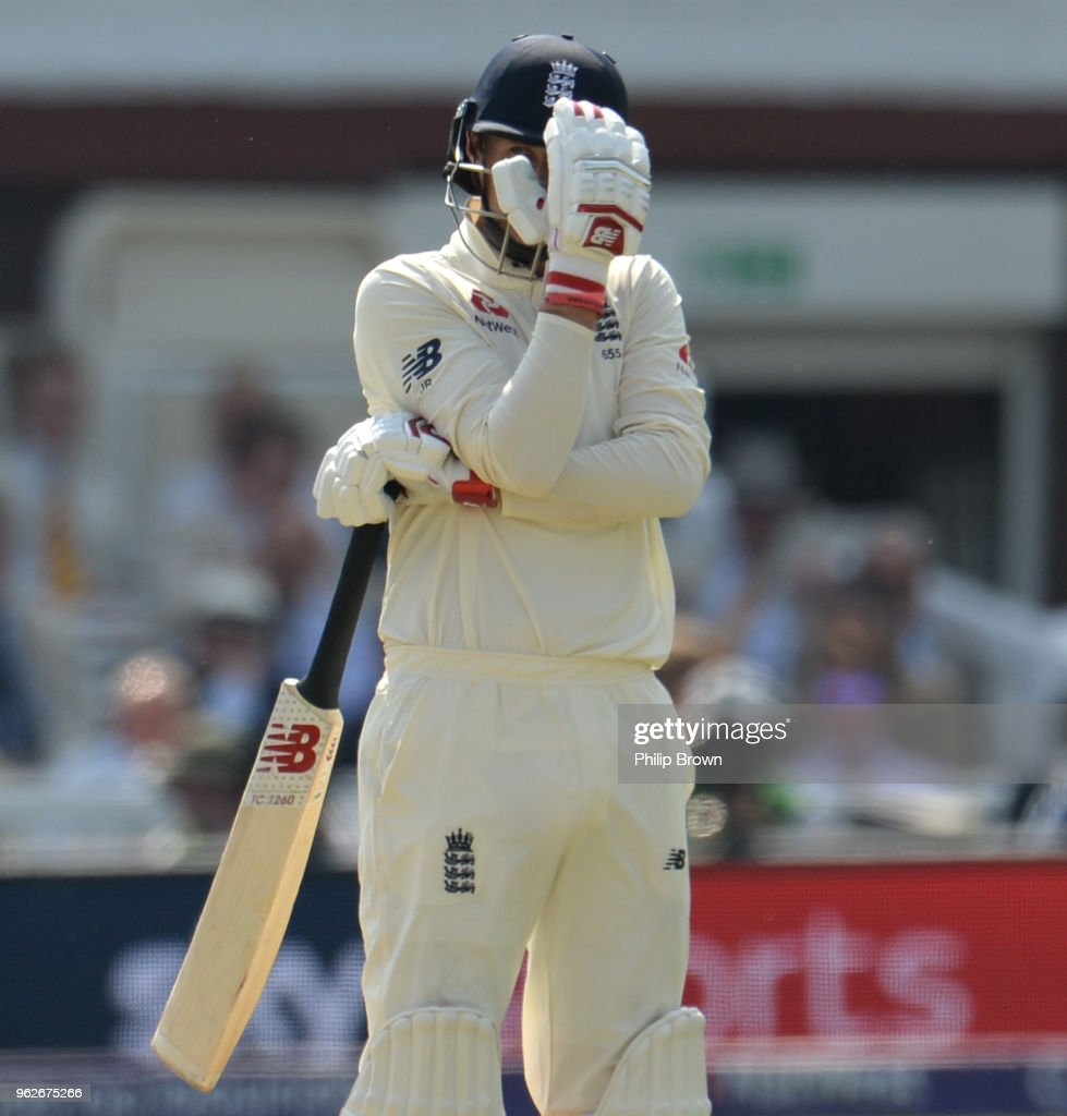 England v Pakistan: NatWest 1st Test - Day Three