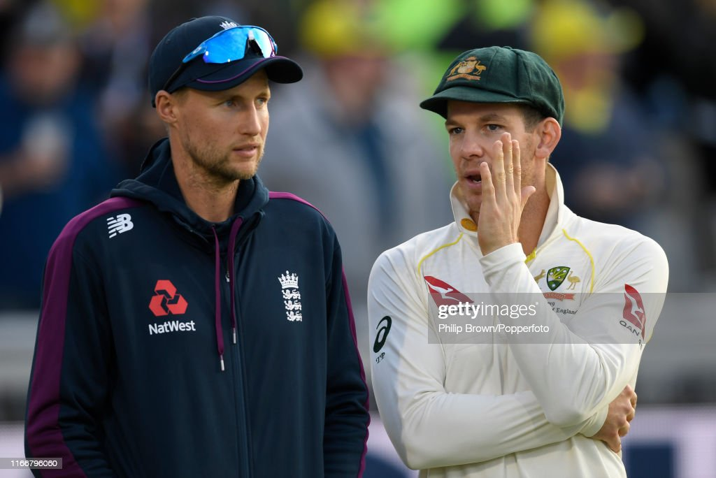 England & Australia - 4th Specsavers Ashes Test: Day Five : News Photo