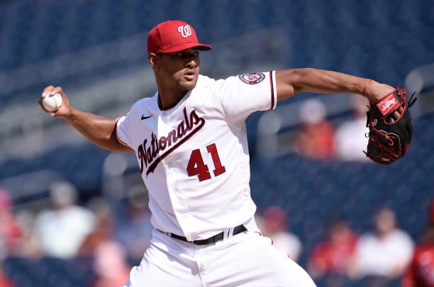 DC: Philadelphia Phillies v Washington Nationals
