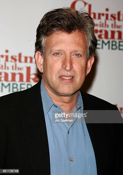 Joe Roth director of Christmas with the Cranks during Christmas with The Kranks New York City Premiere Outside Arrivals at Radio City Music Hall in...