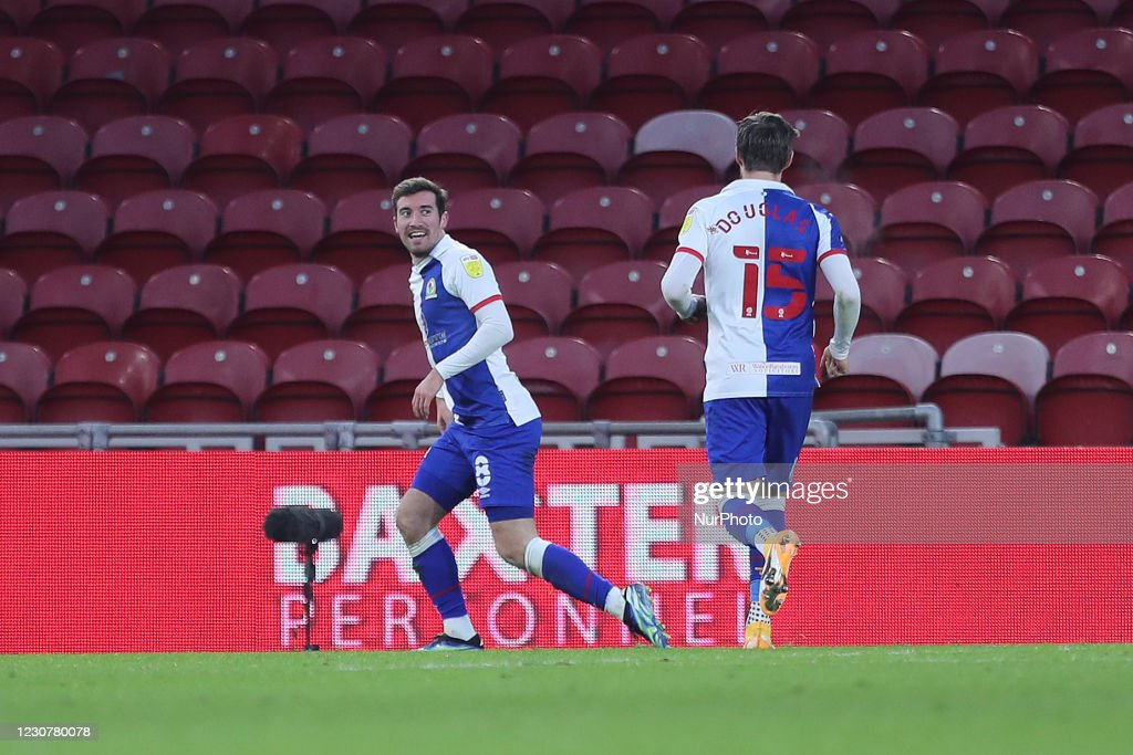 Middlesbrough v Blackburn Rovers - Sky Bet Championship : News Photo