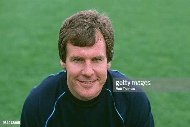 Joe Royle, manager of Oldham Athletic A.F.C., circa 1988.