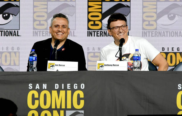 "CA: 2019 Comic-Con International - Writing ""Avengers: Endgame"" Panel"
