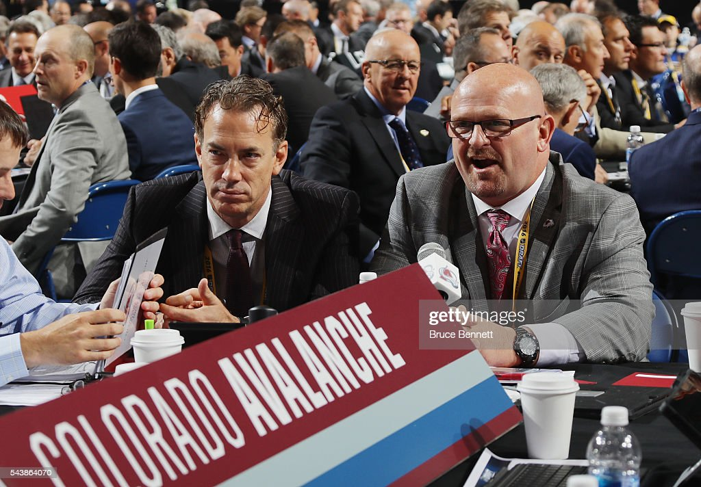 2016 NHL Draft - Rounds 2-7 : News Photo