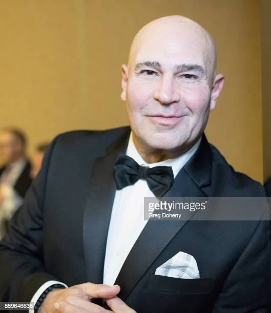 Joe Santos attends The Thalians Hollywood for Mental Health Holiday Party 2017 at the Bel Air Country Club on December 09 2017 in Bel Air California
