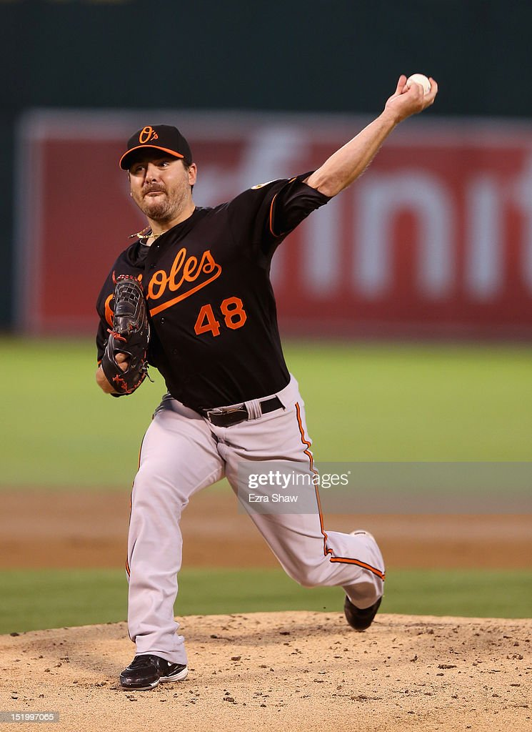 Baltimore Orioles v Oakland Athletics : News Photo