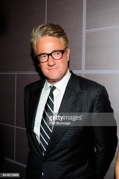 Joe Scarborough attends Daily Front Row's Fashion Media Awards at Four Seasons Hotel New York Downtown on September 8 2017 in New York City