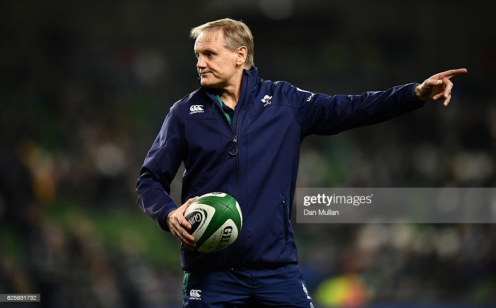 Ireland v Australia - International Match : News Photo