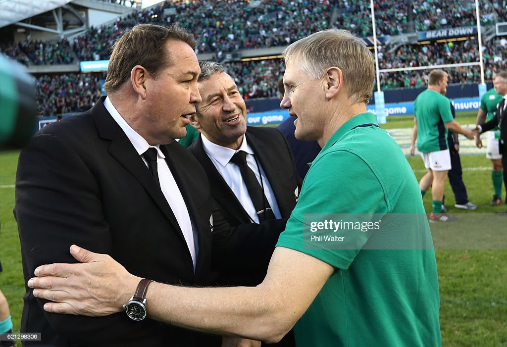 Ireland v New Zealand - International Match : News Photo