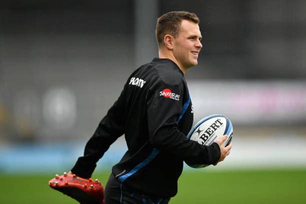 GBR: Exeter Chiefs Training Session