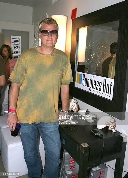 Joe Simpson at Sunglass Hut during 2005 MTV VMA Sunglass Hut Suite Day 3 at Sagamore Hotel in Miami Florida United States