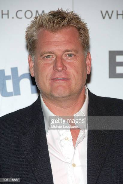 """Joe Simpson during """"Employee of the Month"""" Party at TenJune in New York City, New York, United States."""