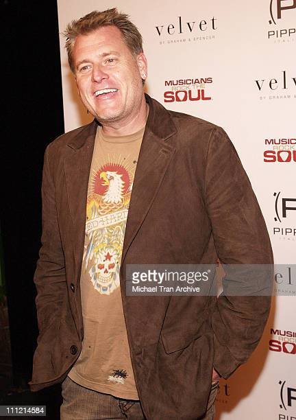 Joe Simpson during Musicians Rock the Soul AMA After Party at Previlege in Hollywood, CA, United States.