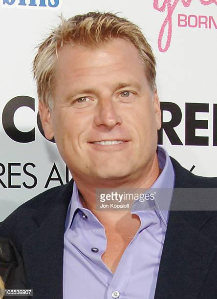 """Joe Simpson during """"Undiscovered"""" Los Angeles Premiere - Arrivals at Egyptian Theater in Hollywood, California, United States."""