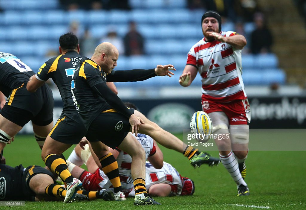 Wasps v Gloucester Rugby - Aviva Premiership : News Photo