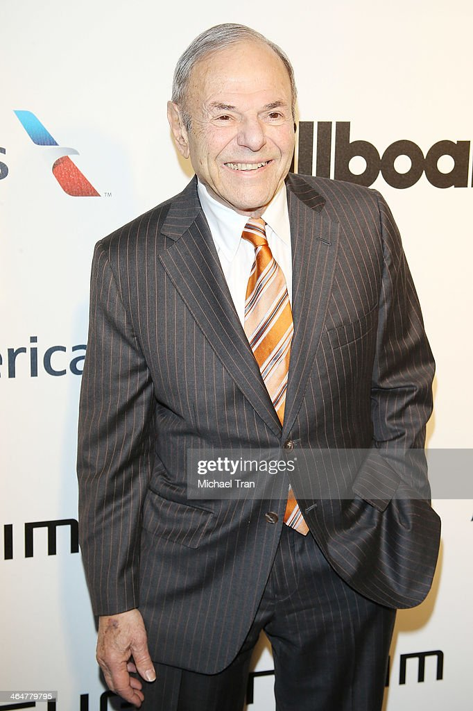 Joe Smith arrives at Billboard 2nd Annual Power 100 cocktail reception held at Emerson Theater on January 23, 2014 in Hollywood, California.