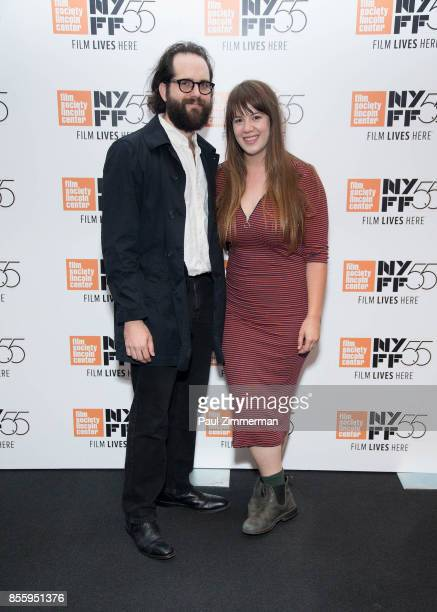 Joe Stankus and Ashley Connor attend the 55th New York Film Festival Shorts Program 3 New York Stories at The Film Society of Lincoln Center Walter...