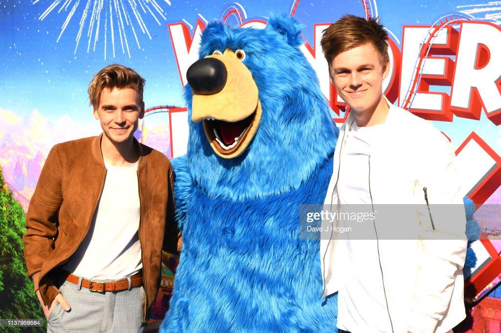 """Wonder Park"" UK Gala Screening VIP Arrivals : News Photo"
