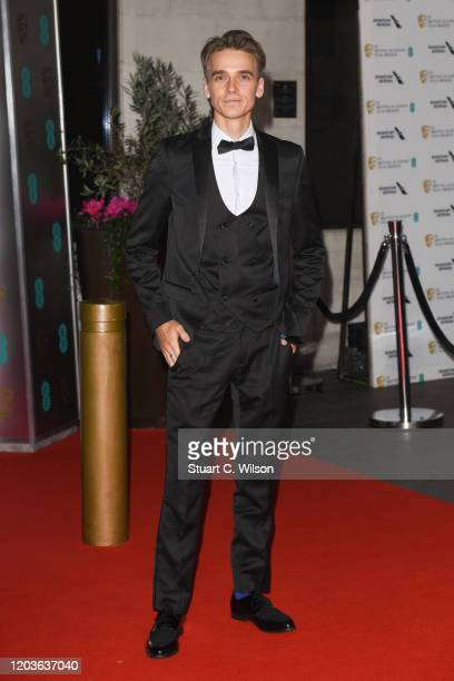 Joe Sugg attends the EE British Academy Film Awards 2020 After Party at The Grosvenor House Hotel on February 02 2020 in London England