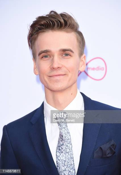 Joe Sugg attends the Virgin Media British Academy Television Awards at The Royal Festival Hall on May 12 2019 in London England