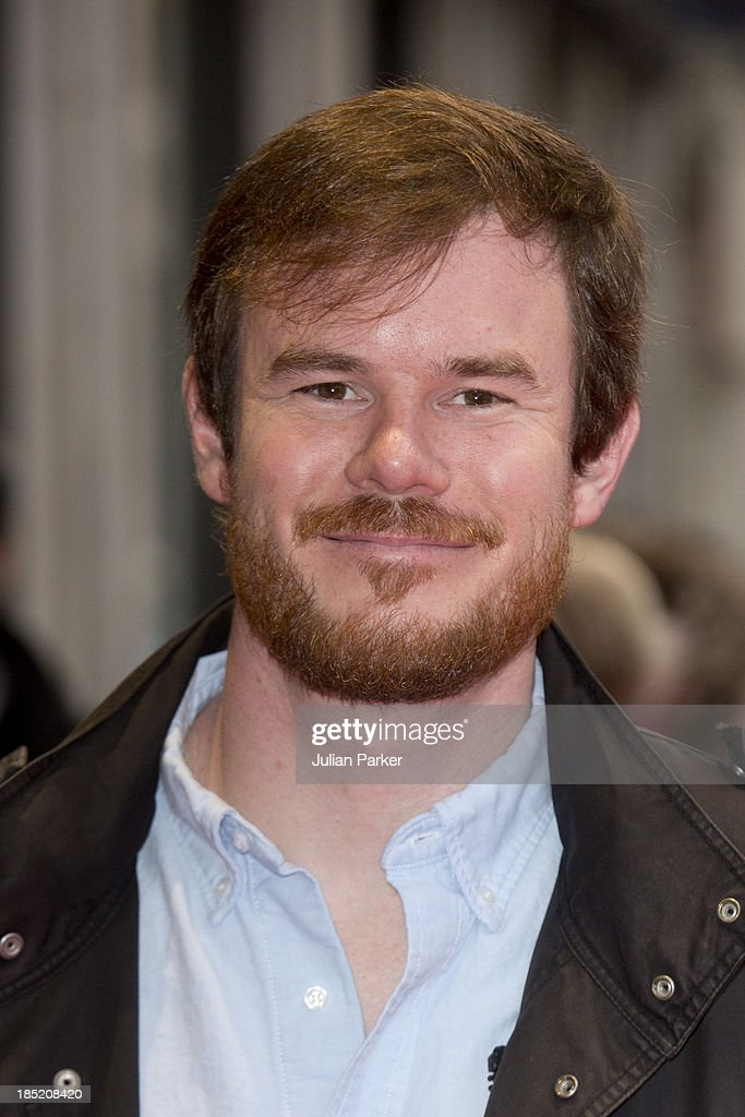 Joe Swanberg attends a screening of 'Drinking Buddies' during the 57th BFI London Film Festival at Odeon West End on October 18, 2013 in London, England.